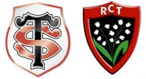 Stade Toulousain - RC Toulon