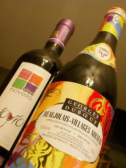 Fêtez le Beaujolais Nouveau à Toulon !