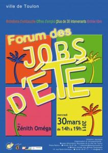 Forum des jobs d'été