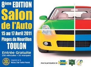 Salon de l'auto 2011