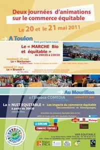 Journées équitables 2011