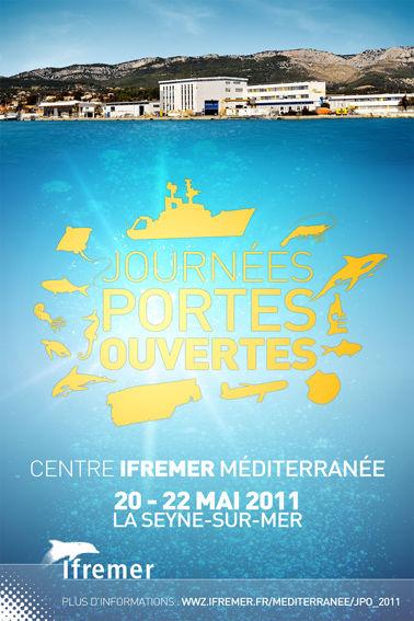 Journées portes ouvertes du  centre IFREMER Méditerranée
