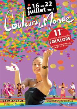 Festival Couleurs du Monde 2011
