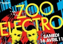 ZOO ELECTRO :  LOGO + Digital Fighter + Satellit + Easterpop vs Stuckje