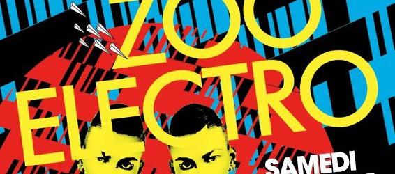 ZOO ELECTRO :  LOGO + Digital Fighter + Satellit + Easterpop vs Stuckje