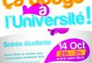 Soirée de rentrée de l'Université du Sud Toulon Var