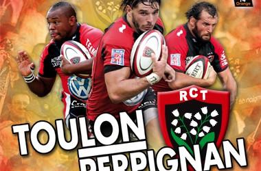 Prochain match : RCT – Perpignan