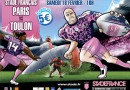 Affiche de Stade Français Paris – RCT au Stade de France le 18 février 2012