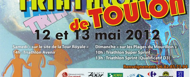 26ème triathlon de Toulon