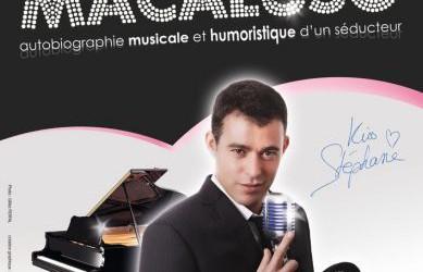 Stéphane Macaluso – «Mi chiamo Macaluso»